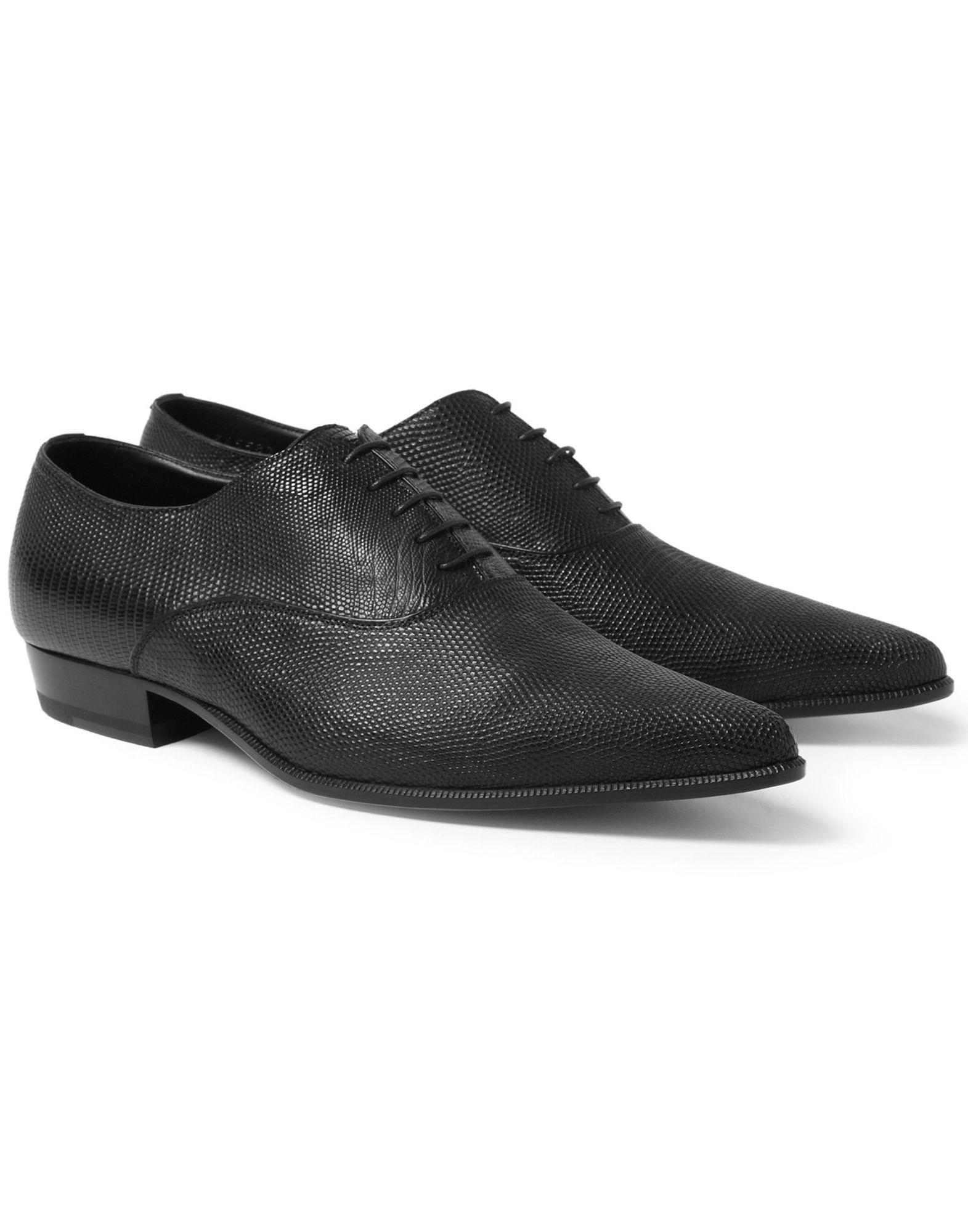 Saint Laurent Schnürschuhe Herren  11540820PQ Gute Qualität beliebte Schuhe