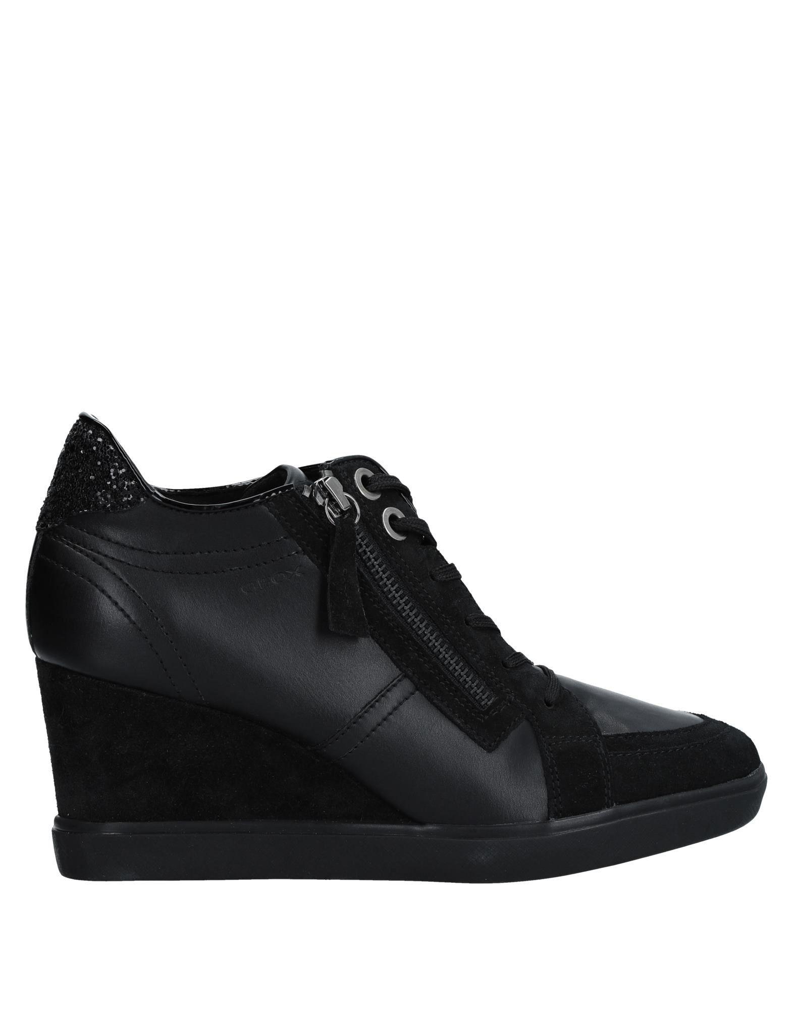 Cómodo y bien parecido Zapatillas Geox Mujer - Zapatillas  Geox  Zapatillas Negro 41813e