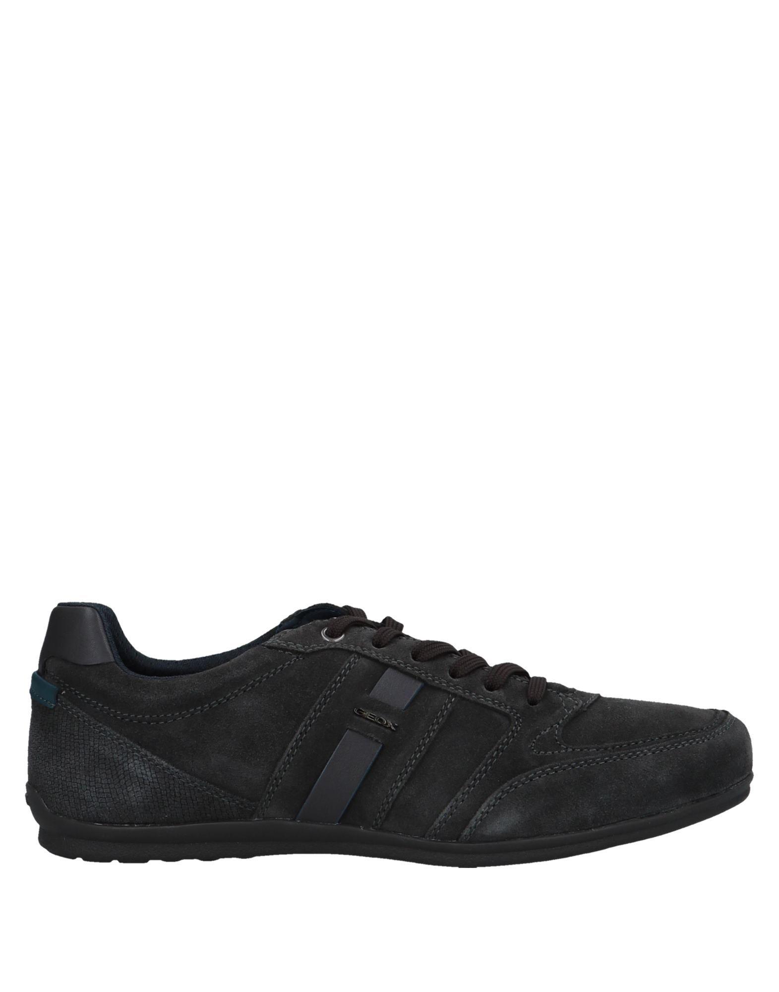 Sneakers Geox Homme - Sneakers Geox  Gris Super rabais