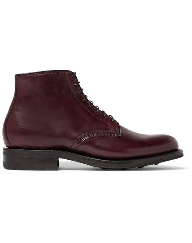 Zapatos con descuento Botines Botín Viberg Hombre - Botines descuento Viberg - 11540986RM Berenjena 35d453