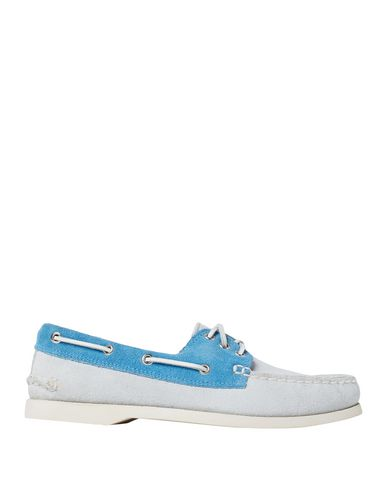 QUODDY Loafers in Azure