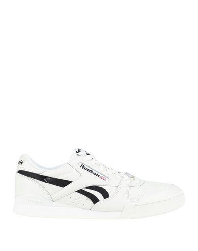Reebok Phase 1 Pro Thof White Mens Sneakers : Brand shoes