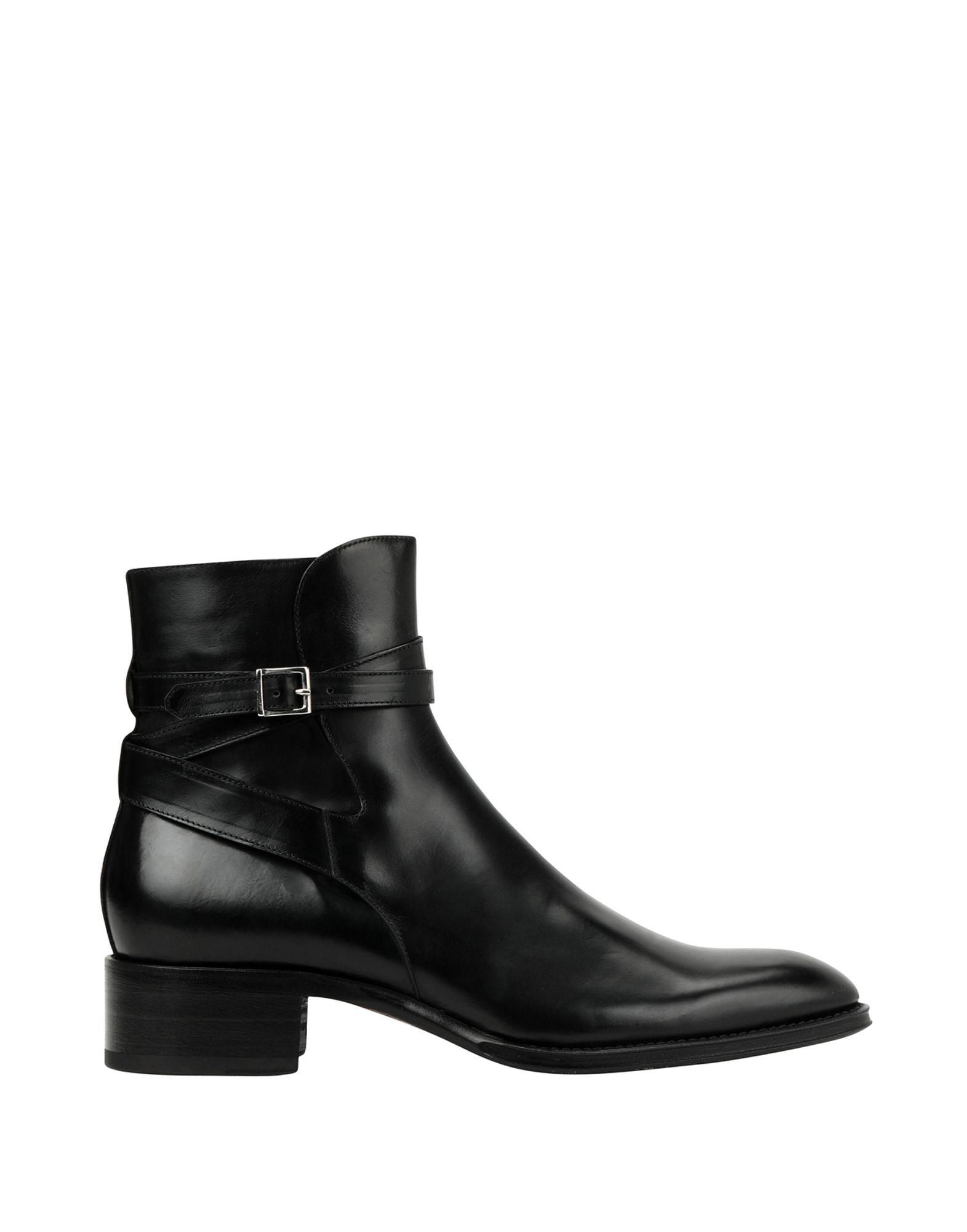 Herve'® Stiefelette Herren  11541067EU Gute Qualität beliebte Schuhe