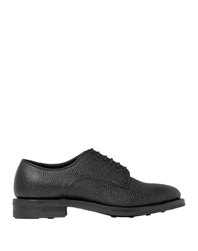 VIBERG Laced Shoes in Black