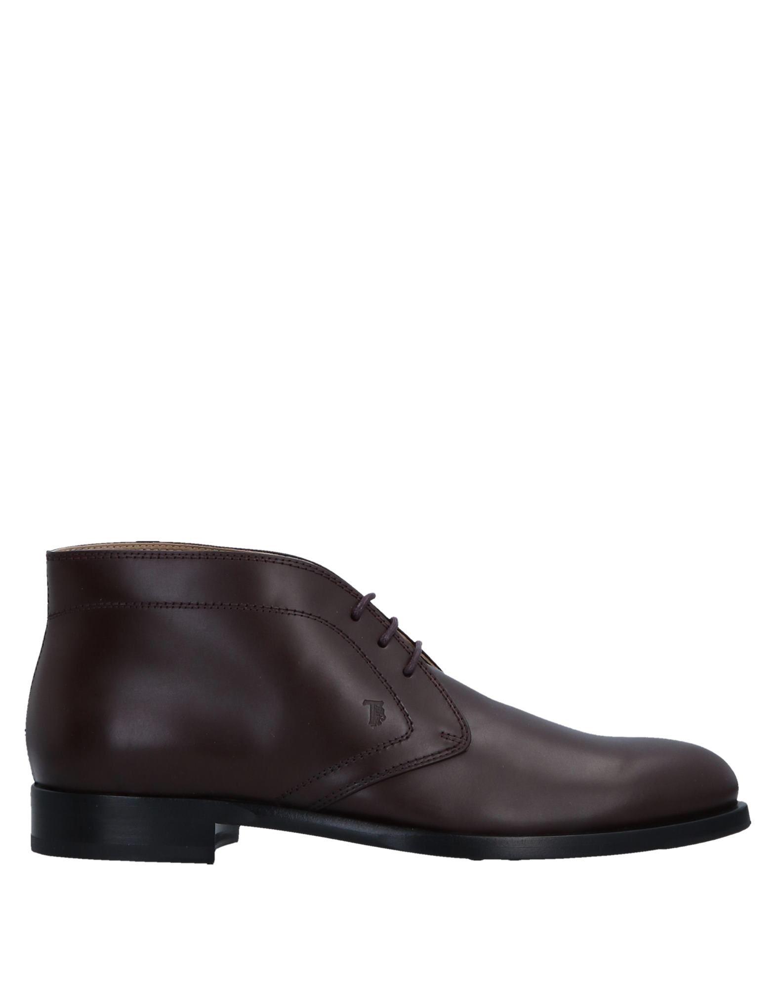 Tod's Stiefelette Herren  11541131UP Gute Qualität beliebte Schuhe