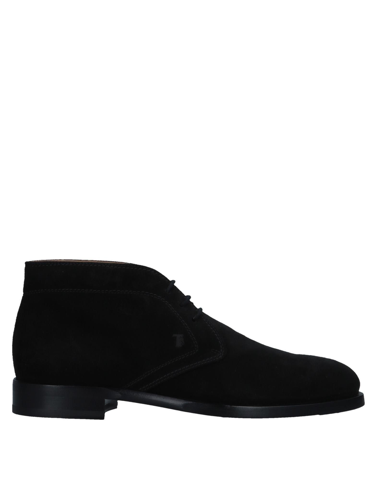 Tod's Stiefelette Herren  11541135UW Schuhe Gute Qualität beliebte Schuhe 11541135UW cc9c50