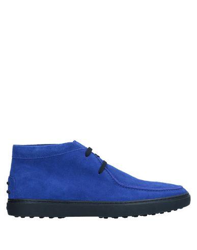 Zapatos especiales para hombres y mujeres Botín Tod's Hombre - Botines Tod's - 11541171SP Azul eléctrico