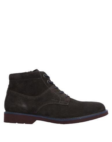 Zapatos con descuento Botines Botín Geox Hombre - Botines descuento Geox - 11541175GU Plomo 9020f9