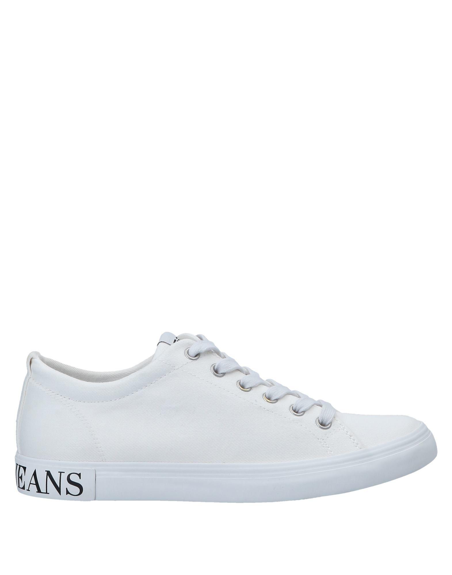 Rabatt echte Schuhe Armani Jeans Sneakers Herren  11541219TI