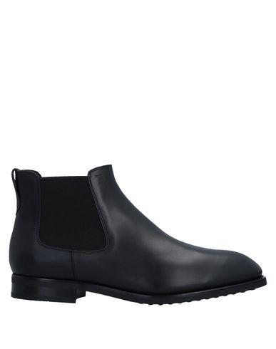 Zapatos cómodos y versátiles Botín Tod's Hombre - Botines Tod's - 11541242MG Negro