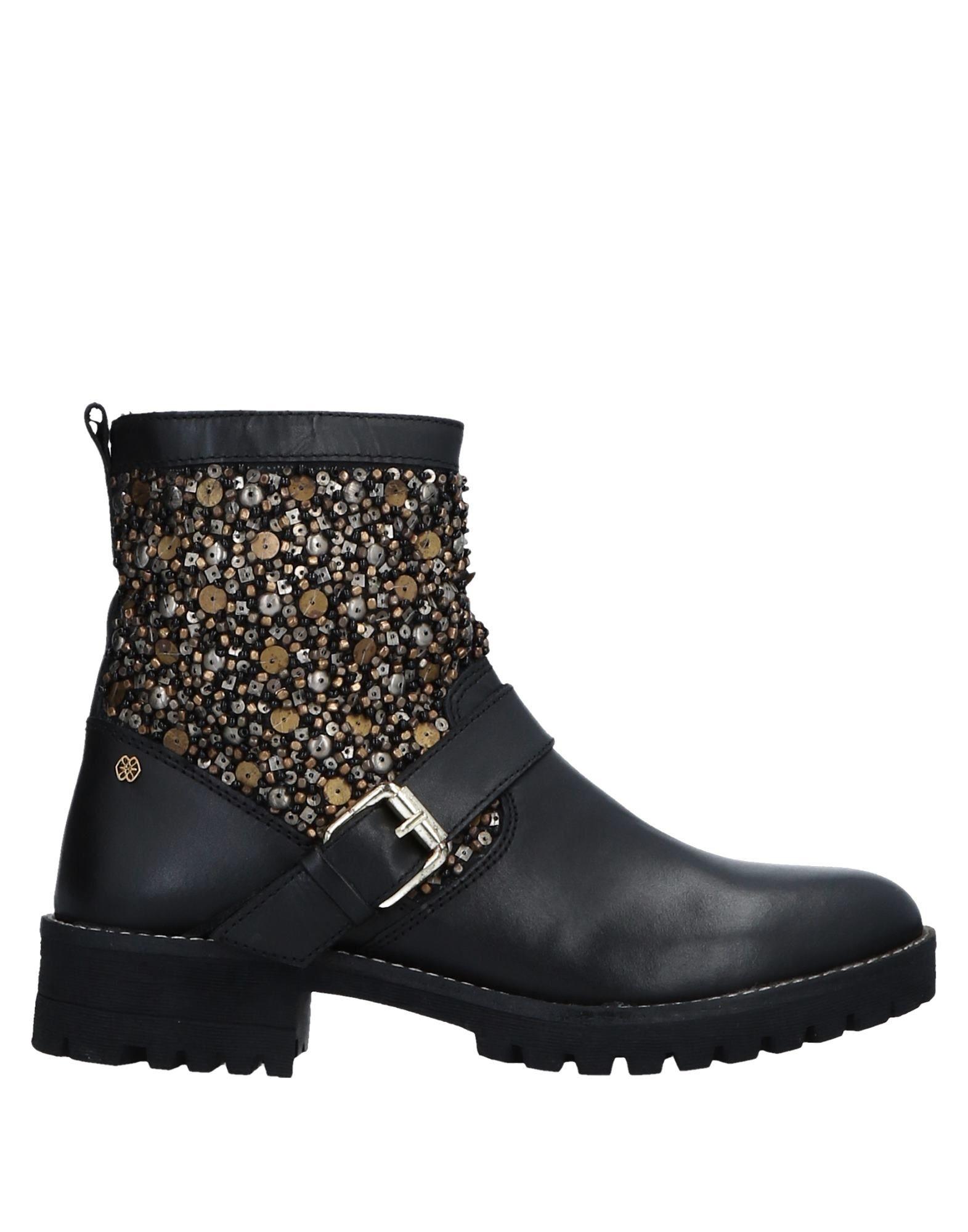 Cuplé Stiefelette Damen  11541266WT Gute Qualität beliebte Schuhe