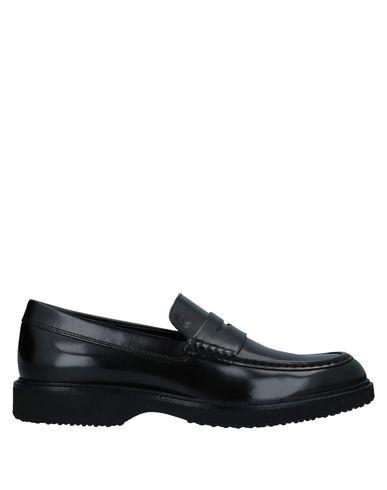 Zapatos con descuento Mocasín Hogan Hombre - Mocasines Hogan - 11541278QI Negro