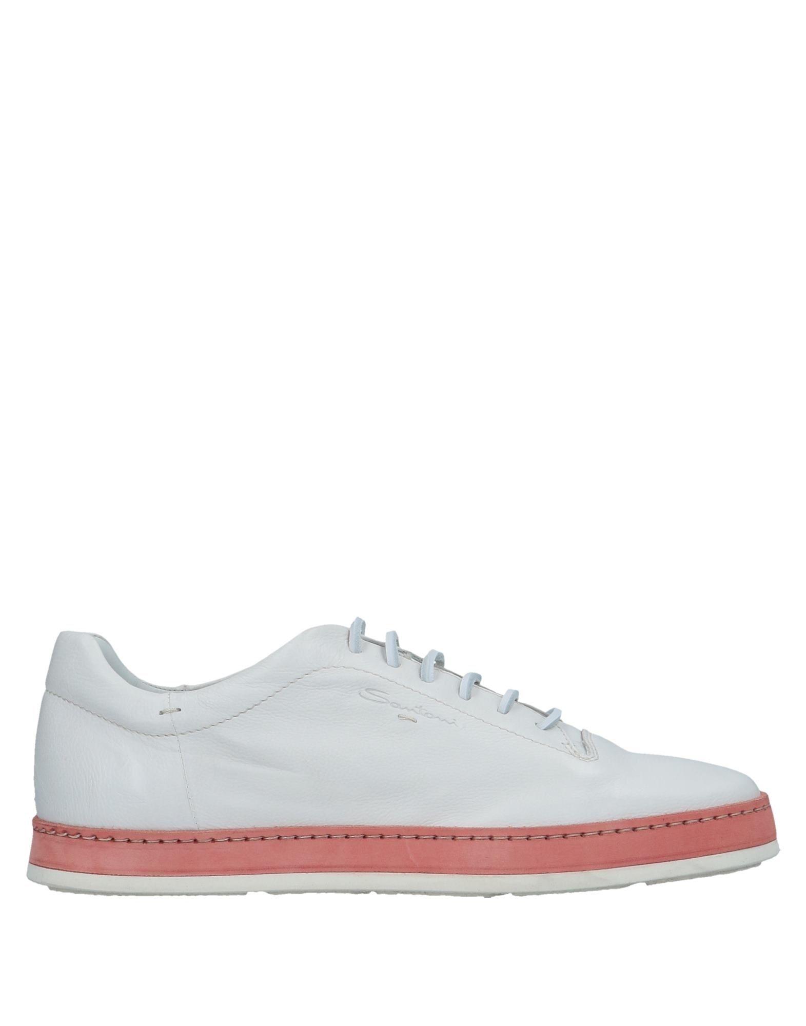 Moda Sneakers Santoni Uomo - 11541293FP