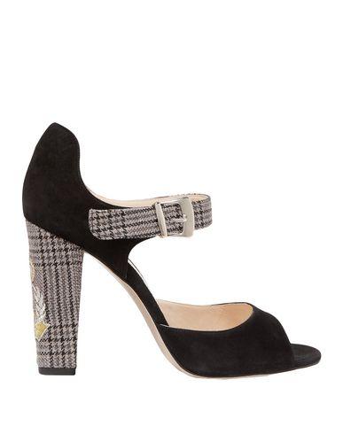 CAMILLA ELPHICK Sandals in Black