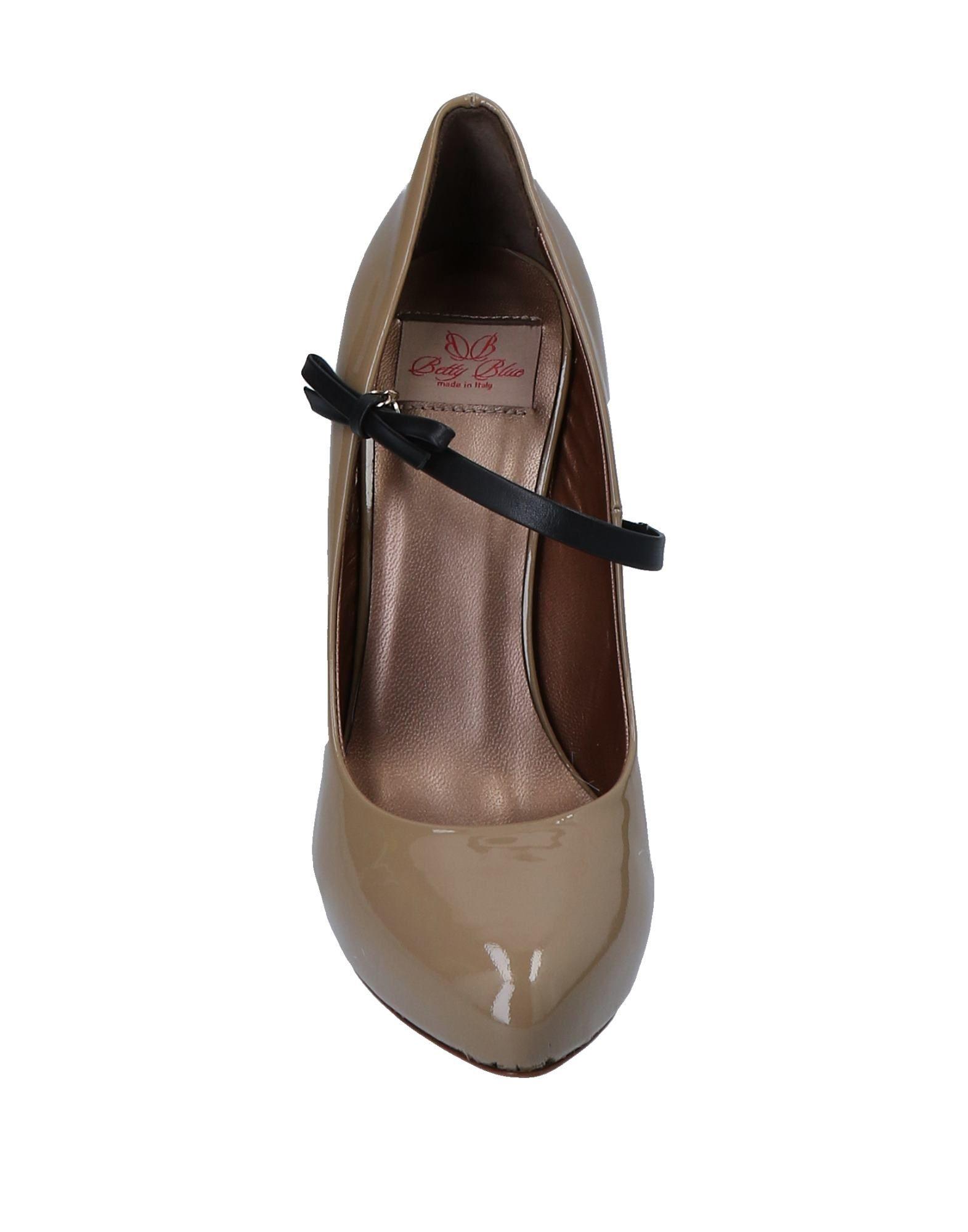 Stilvolle billige Schuhe Damen Betty Blau Pumps Damen Schuhe  11541306IK 7dfa95