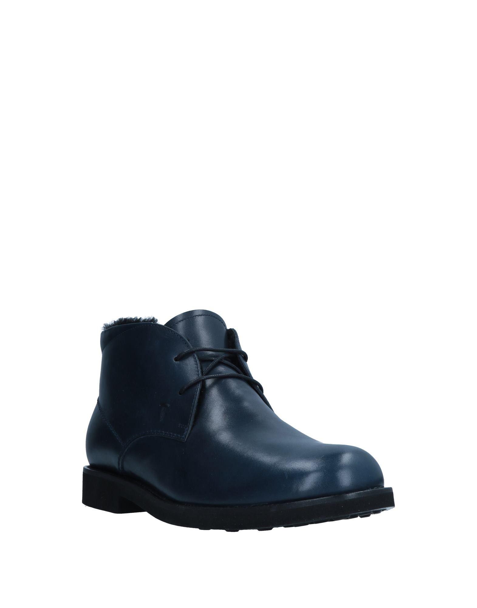 Tod's Stiefelette Herren  11541308JV Gute Qualität beliebte Schuhe