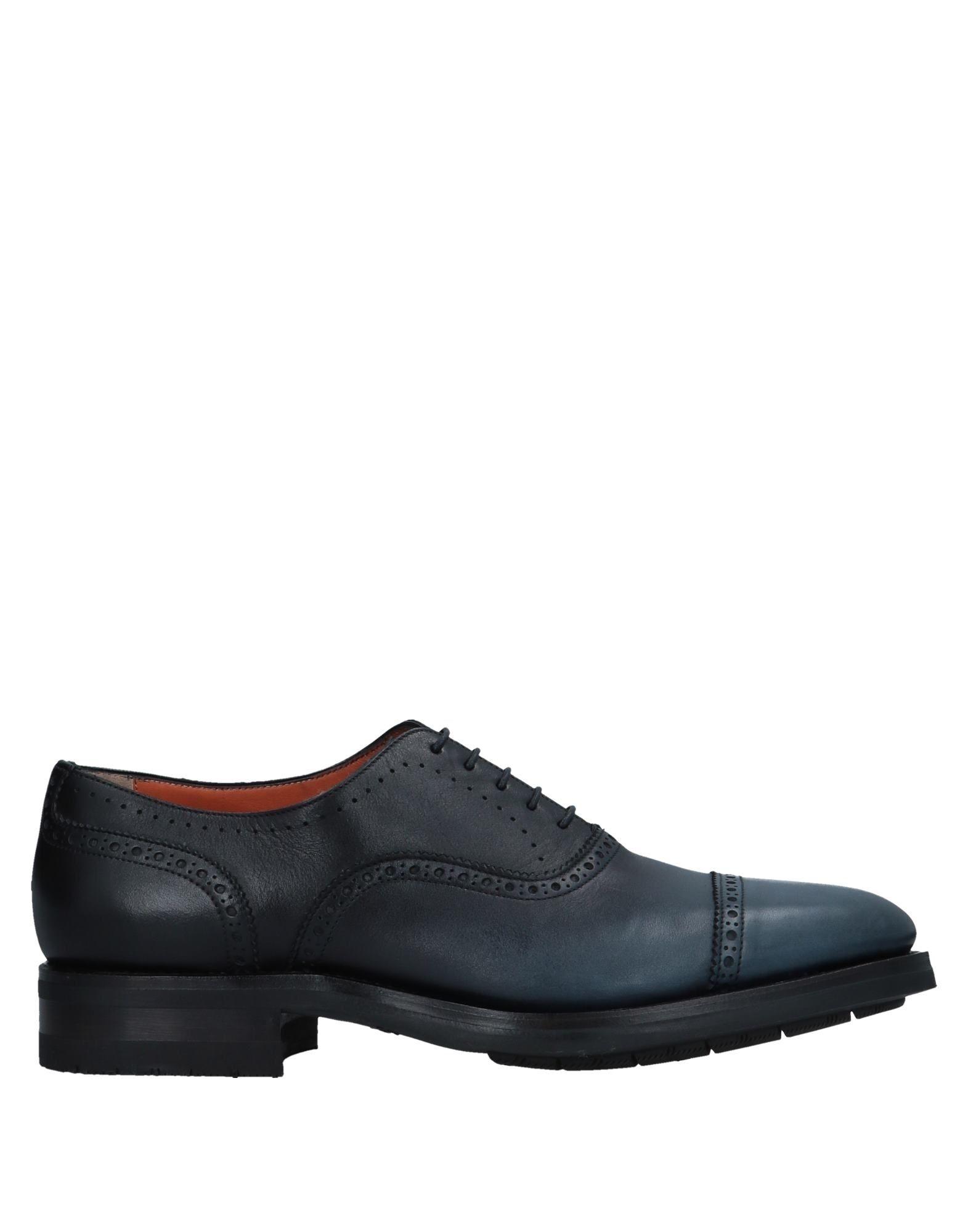 Santoni Schnürschuhe Herren  11541312BU Gute Qualität beliebte Schuhe