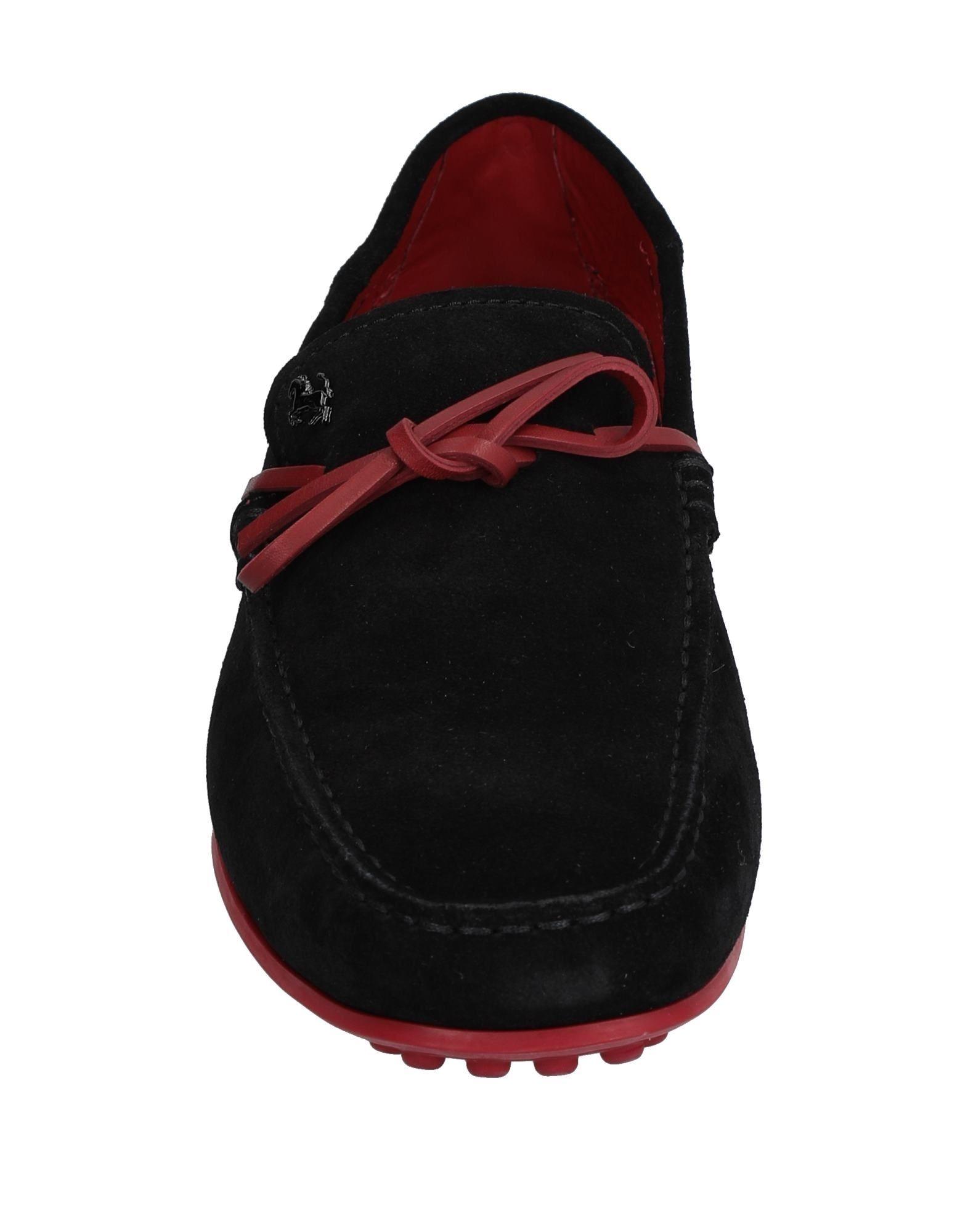 Tod's For Ferrari Mokassins Herren  11541318RT Gute Qualität beliebte Schuhe