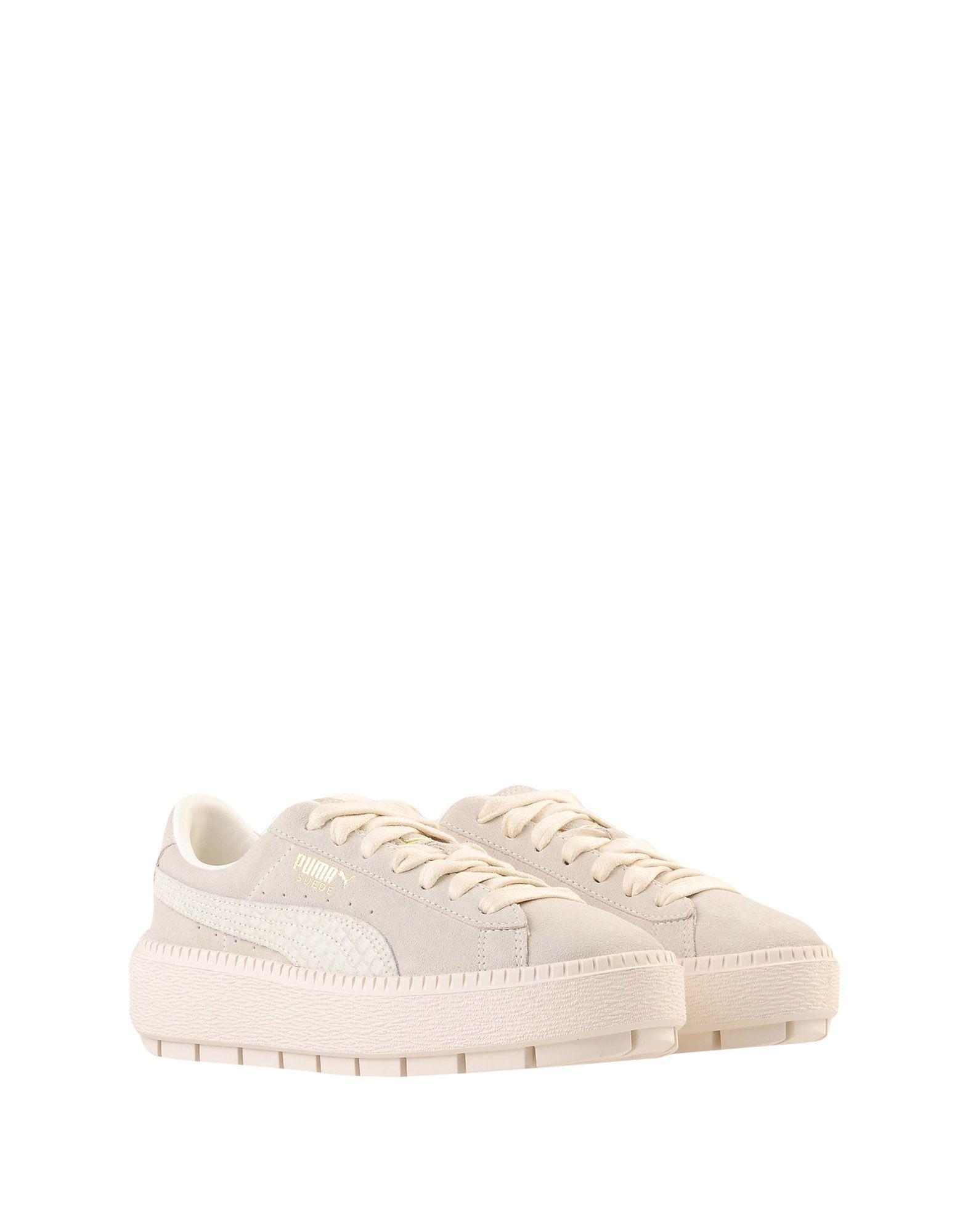 Gut um billige Schuhe zu Animal tragenPuma Suede Platform Trace Animal zu  11541330WB ad4120