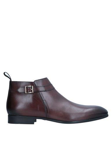 Los últimos zapatos de hombre y mujer Botín Santoni Hombre - Botines Santoni - 11541333WF Cacao