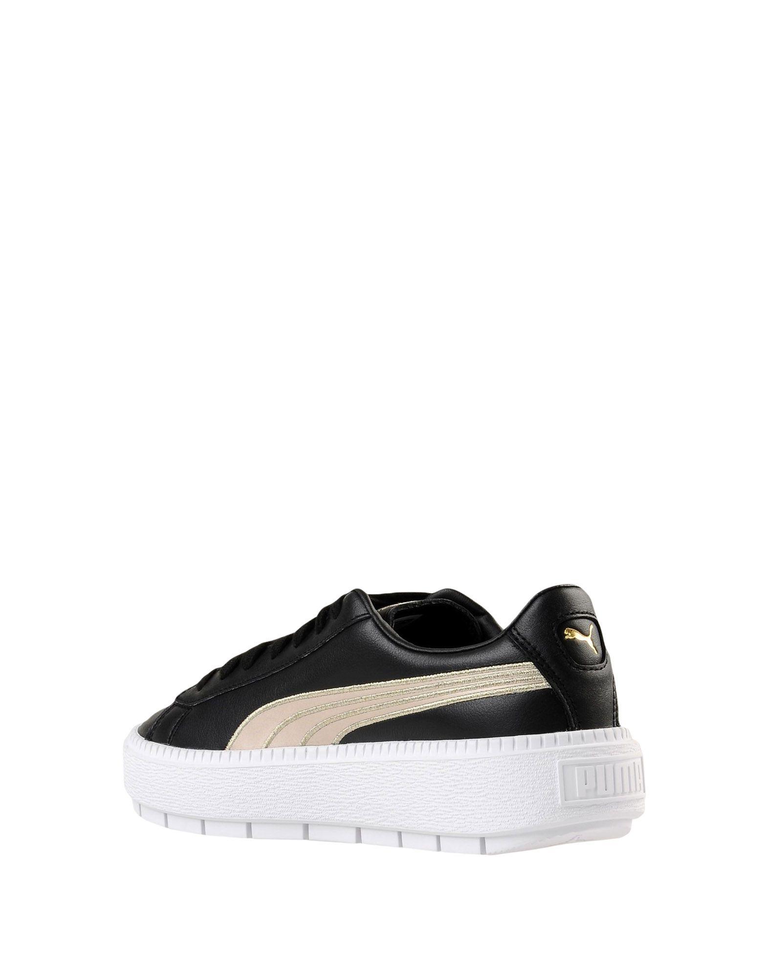 Gut um billige Trace Schuhe zu tragenPuma Platform Trace billige Varsity Wn's  11541336DB 392a3e