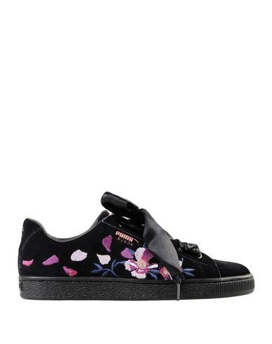 feea14fd24c Puma Suede Heart Flowery Wn s - Sneakers - Women Puma Sneakers ...