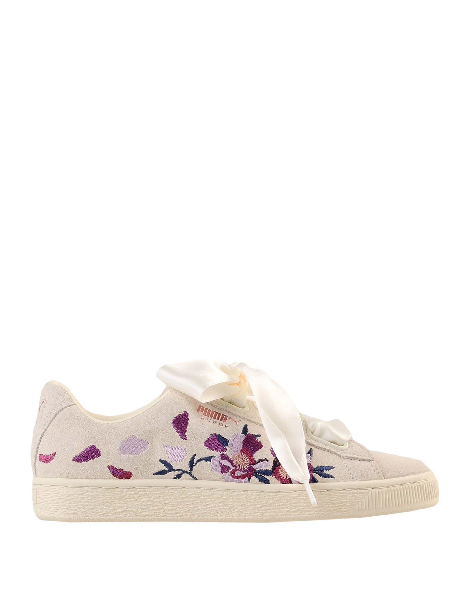 Puma Suede Heart Flowery Wn's  11541340UT Gute Qualität beliebte Schuhe