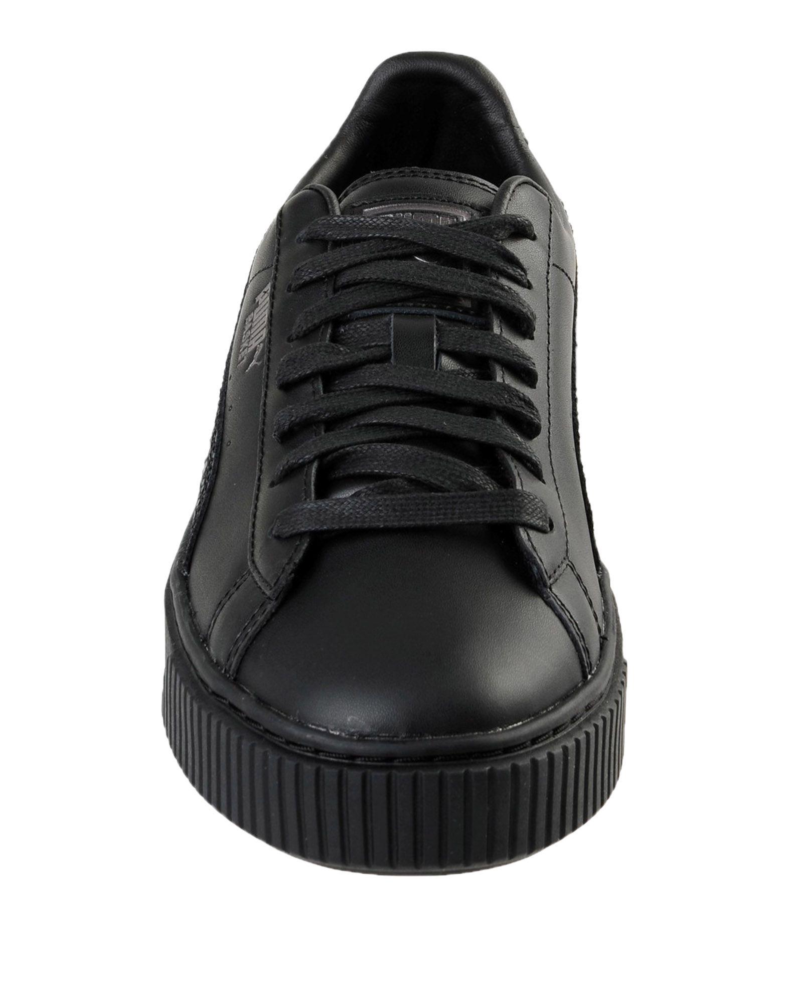 Gut um billige Schuhe zu Metallic tragenPuma Basket Platform Euphoria Metallic zu  11541373PI 2a3478