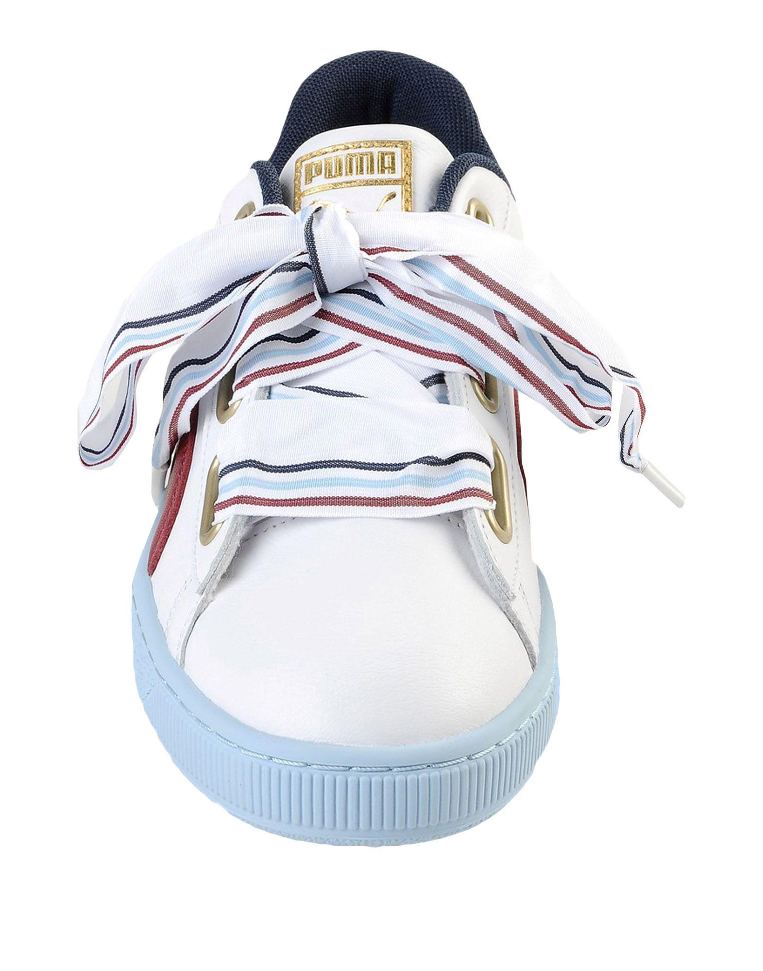 Puma Basket  Heart New School Wn'S  Basket 11541378RT Gute Qualität beliebte Schuhe 20aed5