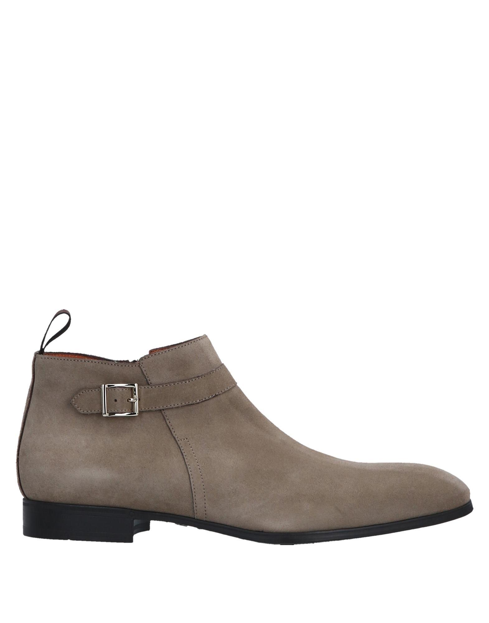 Santoni Stiefelette Herren  11541404BF Gute Qualität beliebte Schuhe