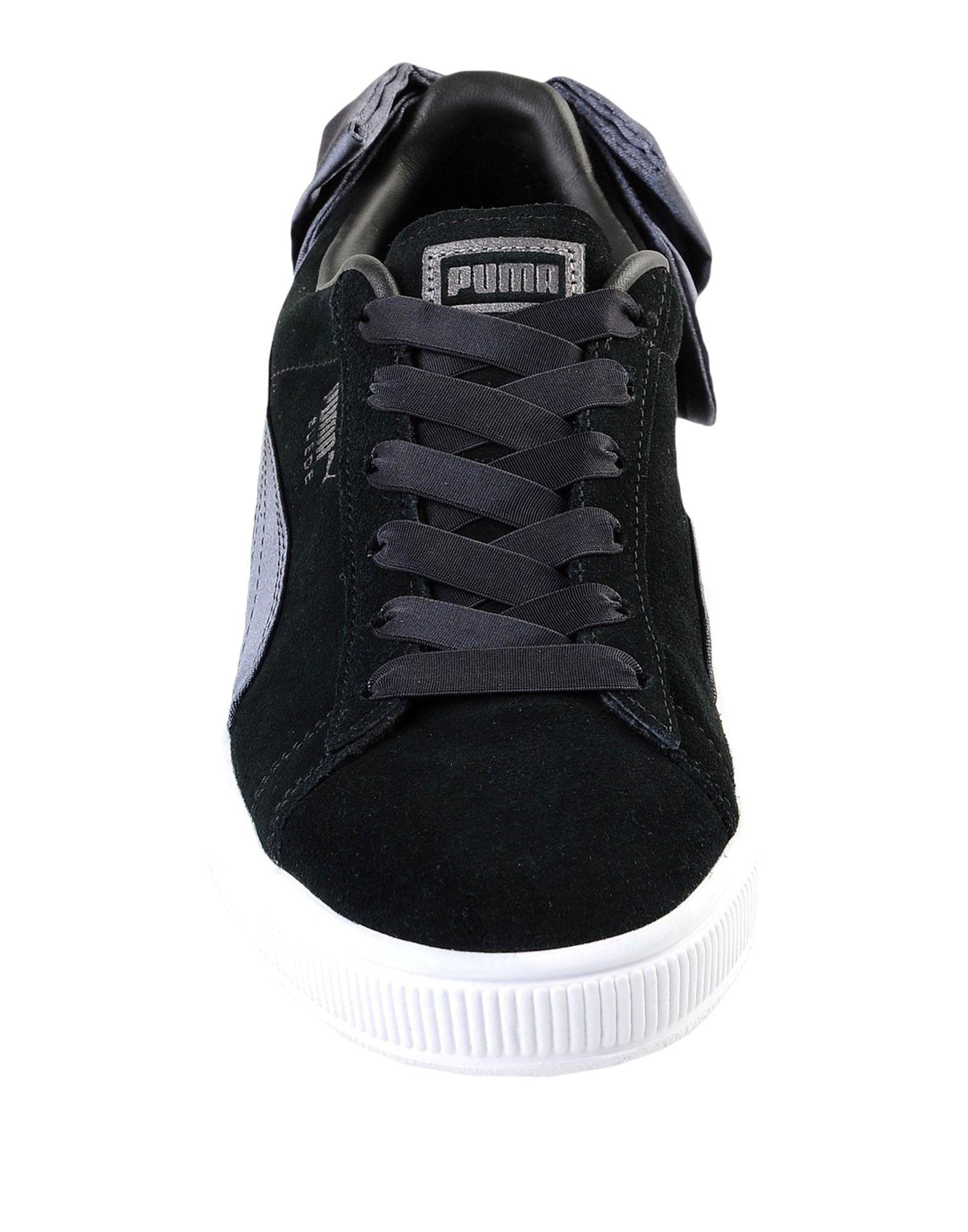 Puma Suede Bow Wn beliebte s Gate 11541435OB Gute Qualität beliebte Wn Schuhe dd2127
