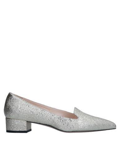 Los últimos zapatos zapatos zapatos de hombre y mujer Mocasín Pollini Mujer - Mocasines Pollini- 11526615RE Platino bb1425