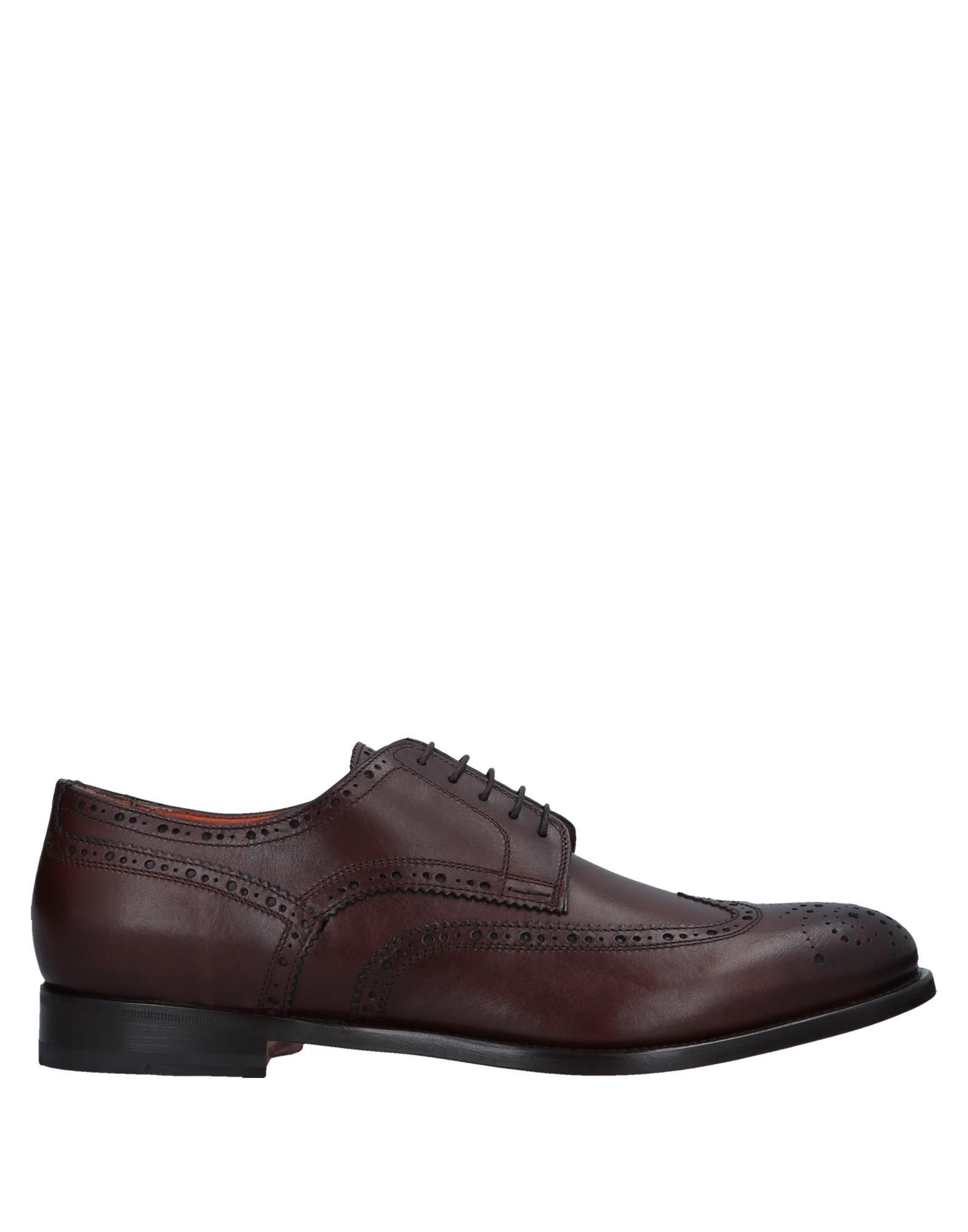 Gran descuento  Zapato De Cordones Santoni Santoni Cordones Hombre - Zapatos De Cordones Santoni abbffd