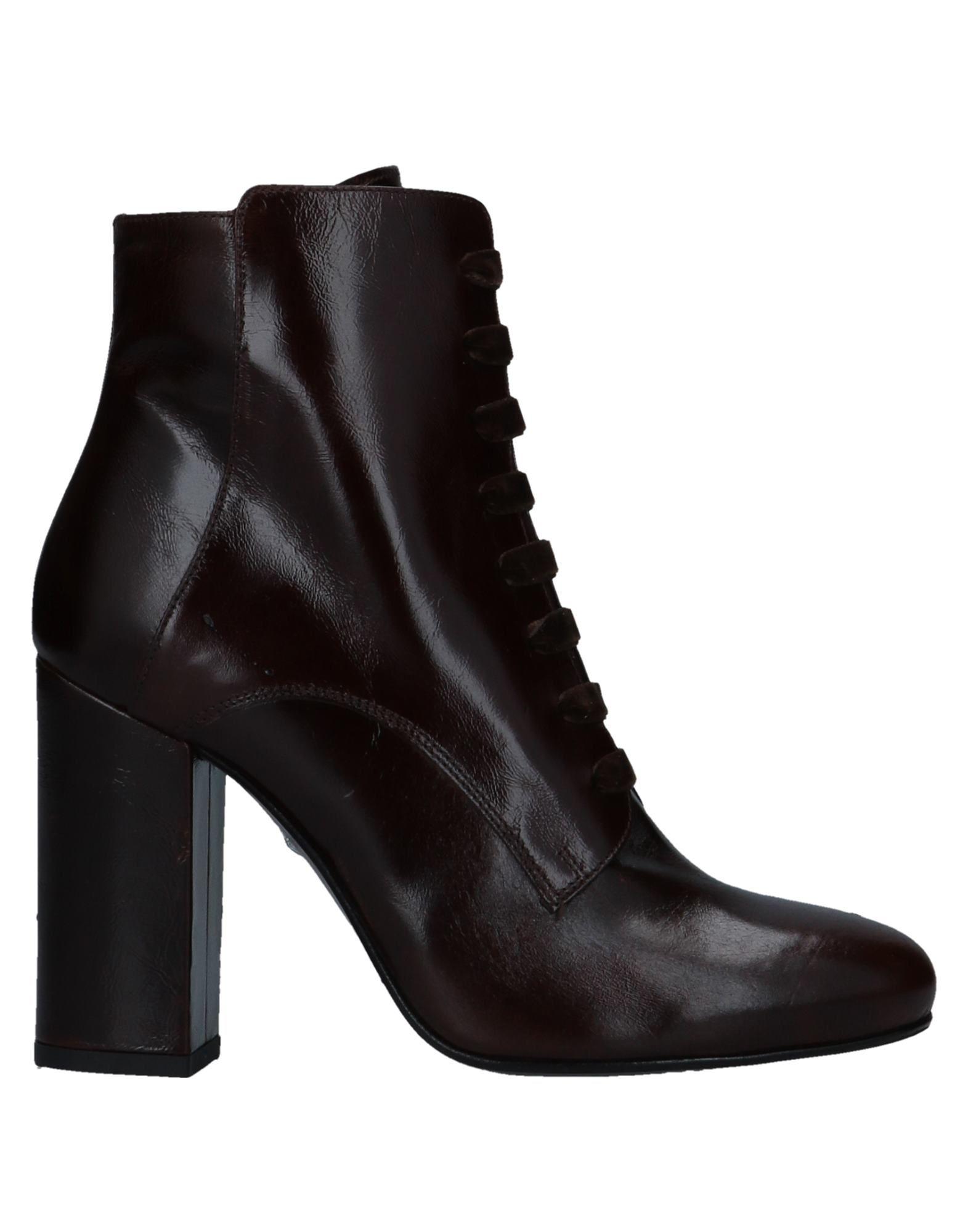 Rabatt Schuhe Giancarlo Paoli Stiefelette Damen  11541461JM