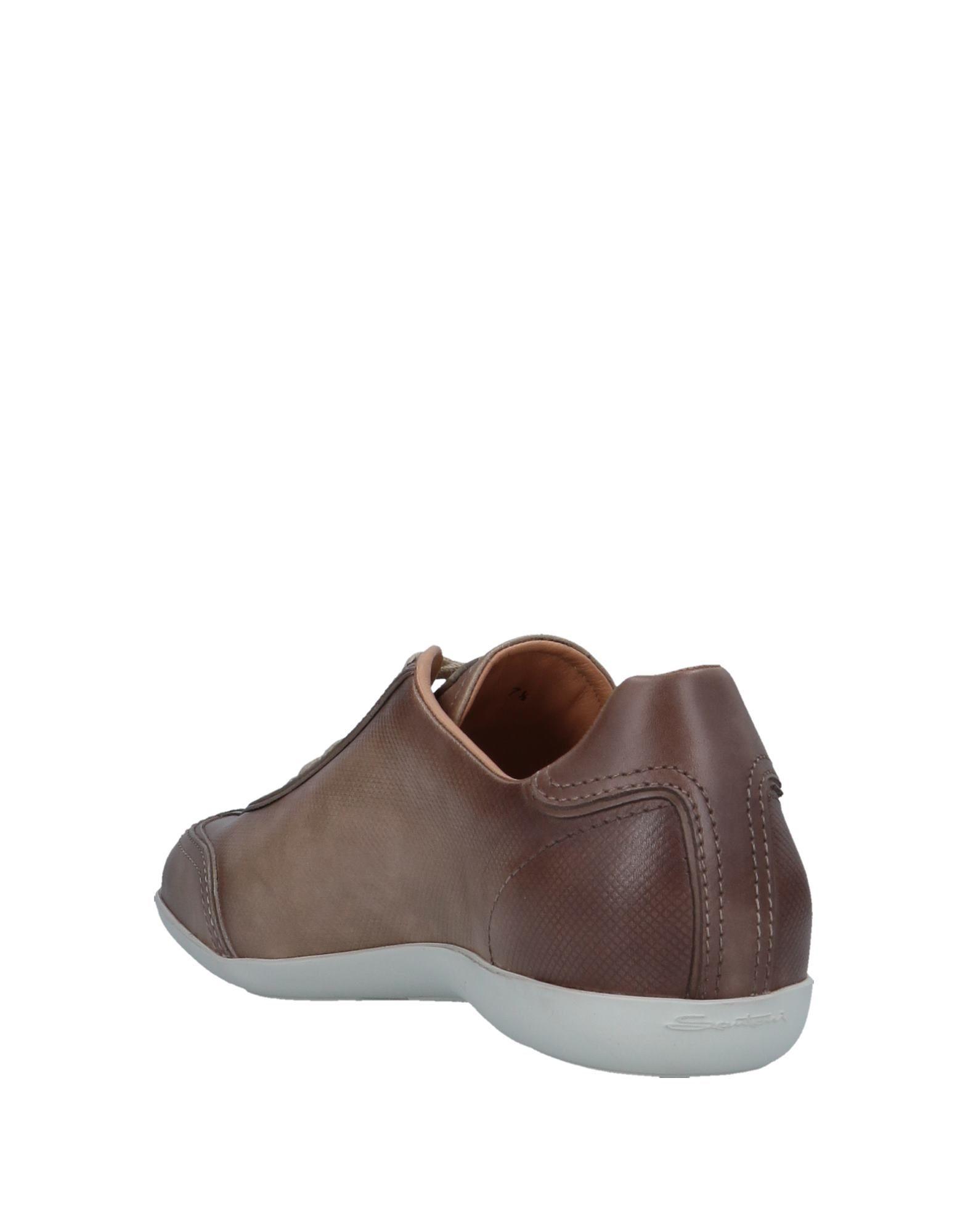 Santoni Sneakers Qualität Herren  11541485XI Gute Qualität Sneakers beliebte Schuhe bdbc48