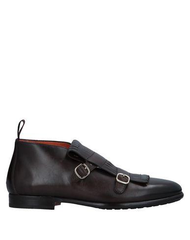 Zapatos con descuento Mocasín Santoni Hombre - Mocasines Santoni - 11541535DI Café