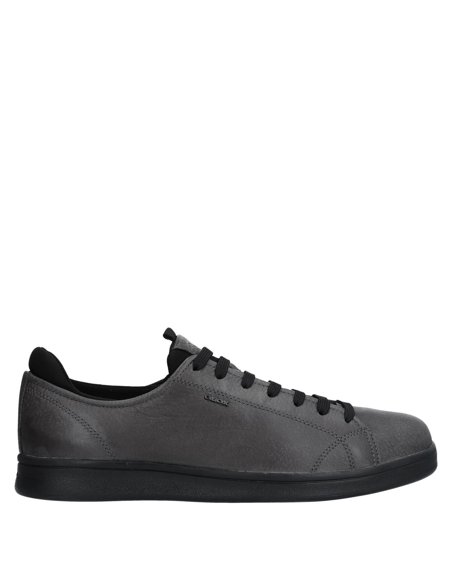 Sneakers Geox Homme - Sneakers Geox  Gris Nouvelles chaussures pour hommes et femmes, remise limitée dans le temps