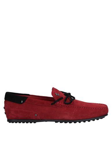 Zapatos con descuento Mocasín Tod's Hombre - Mocasines Tod's - 11541677BJ Rojo