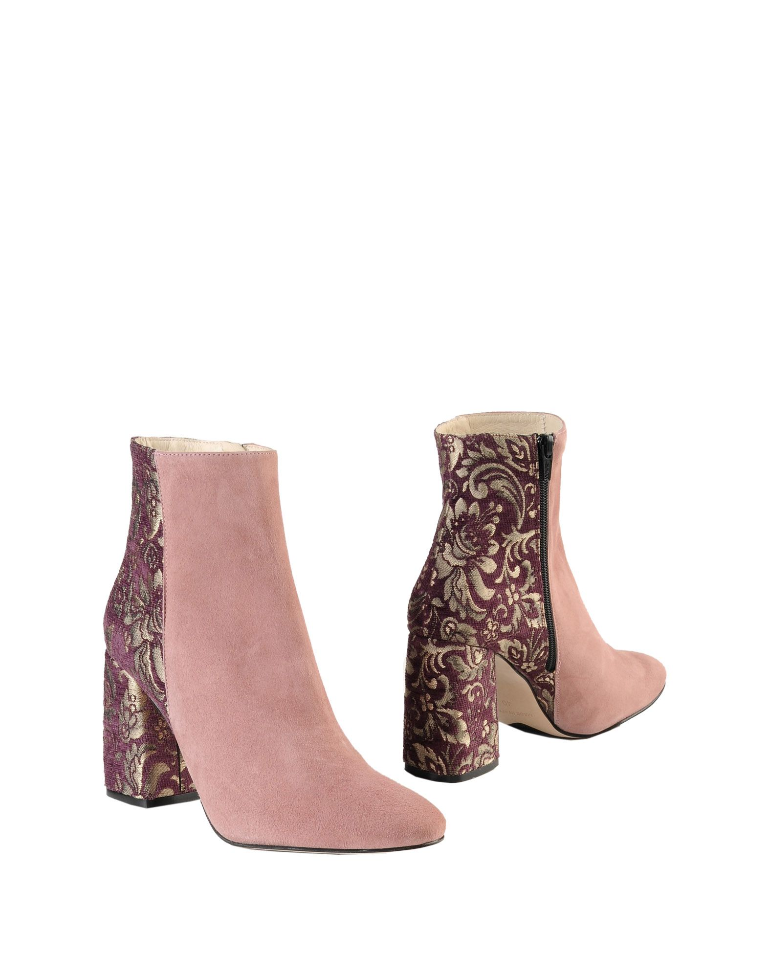 Stilvolle billige Schuhe George J. Love Stiefelette Damen  11541709HM