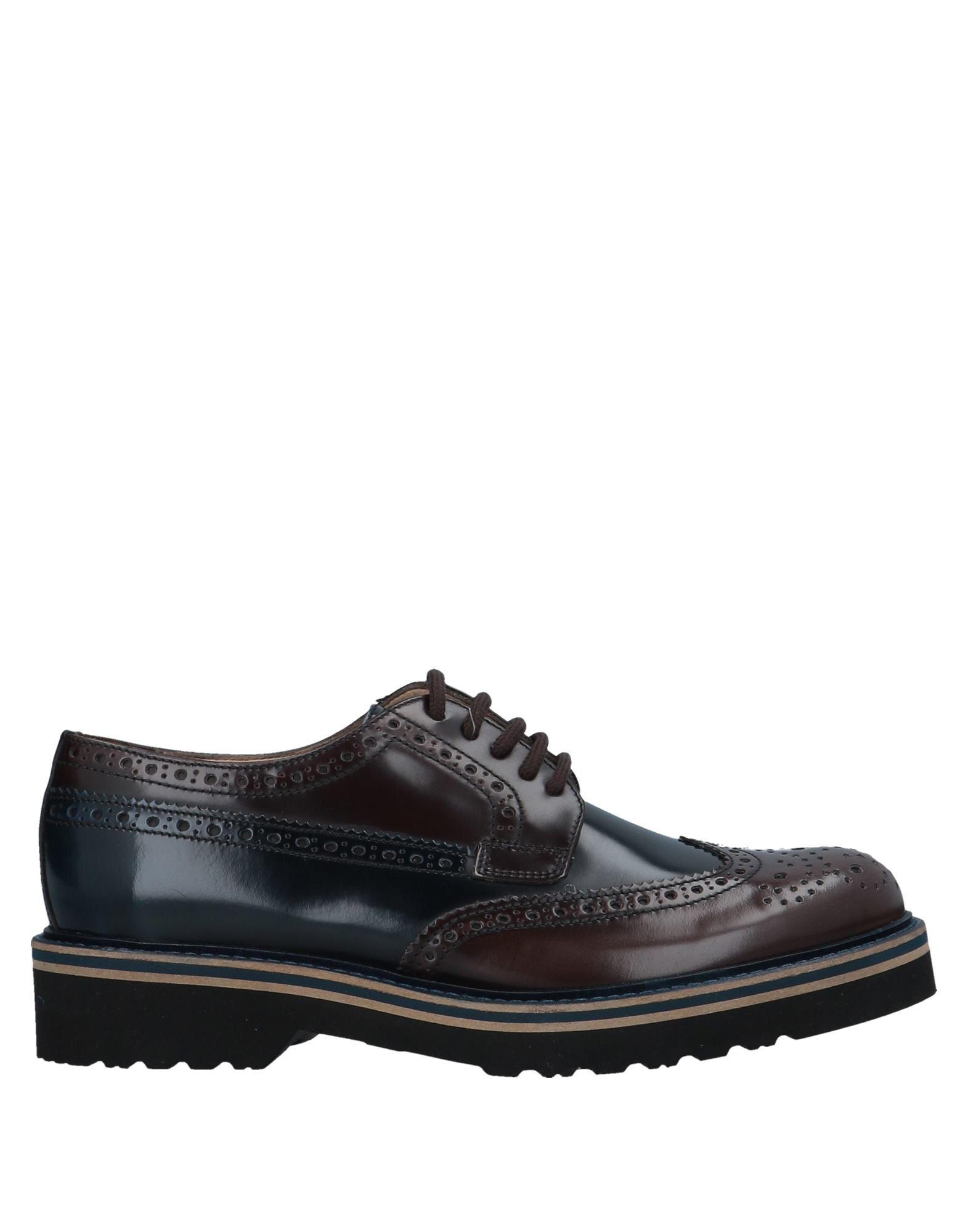 Rabatt echte Schuhe Antica Cuoieria Schnürschuhe Herren  11541757FE