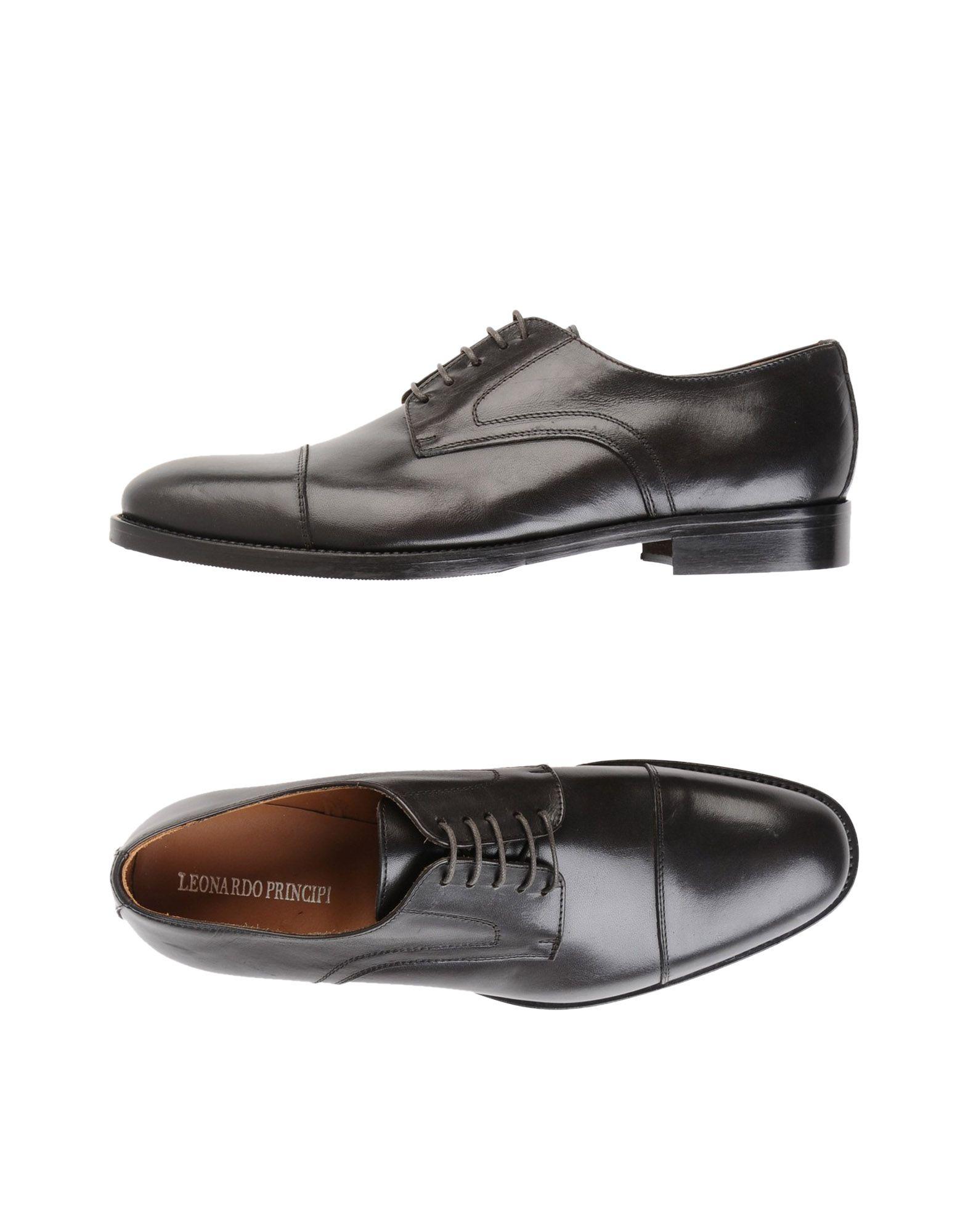 Leonardo Principi Schnürschuhe Herren  11541777OM Gute Qualität beliebte Schuhe