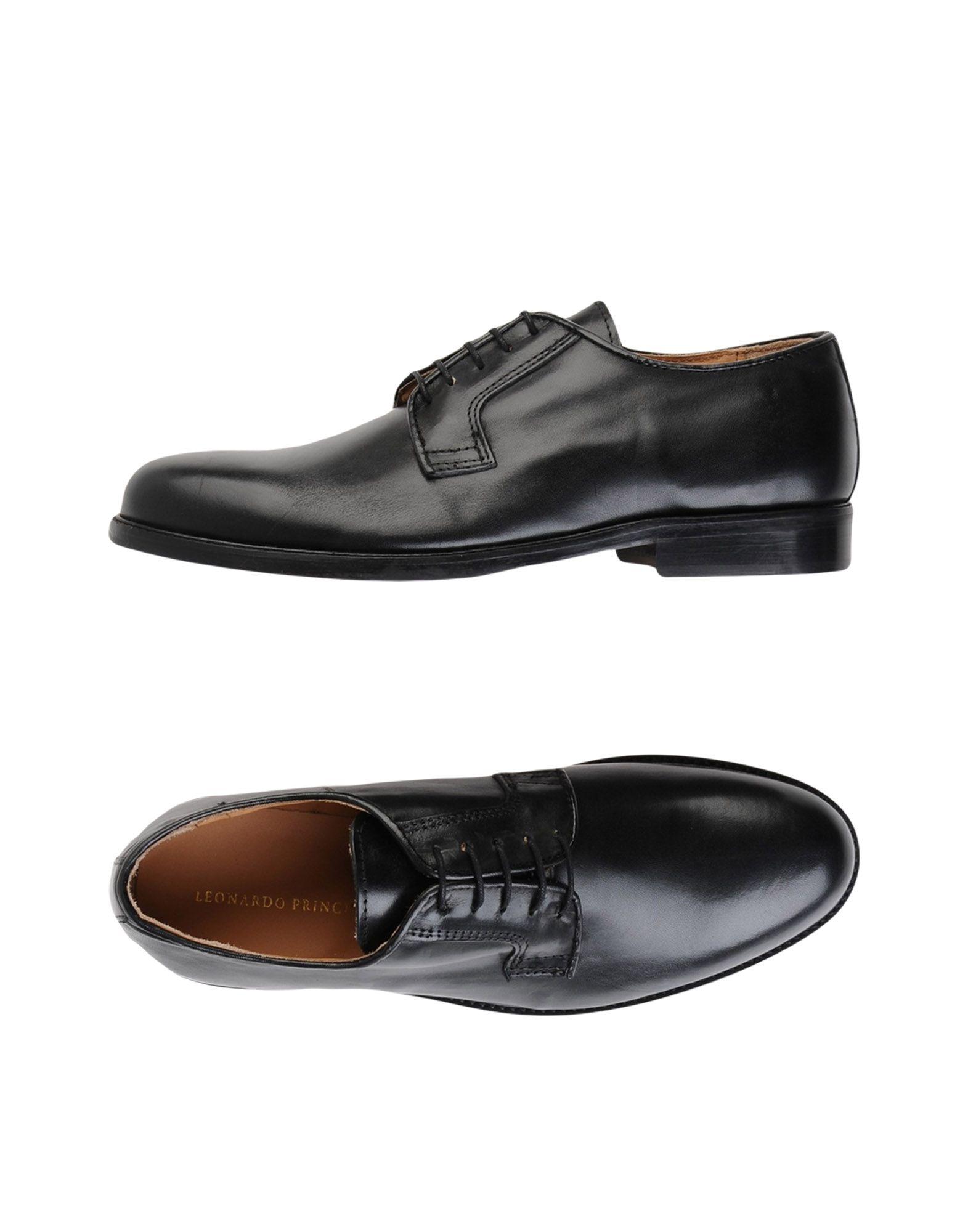 Leonardo Principi Schnürschuhe Herren  11541784TE Neue Schuhe