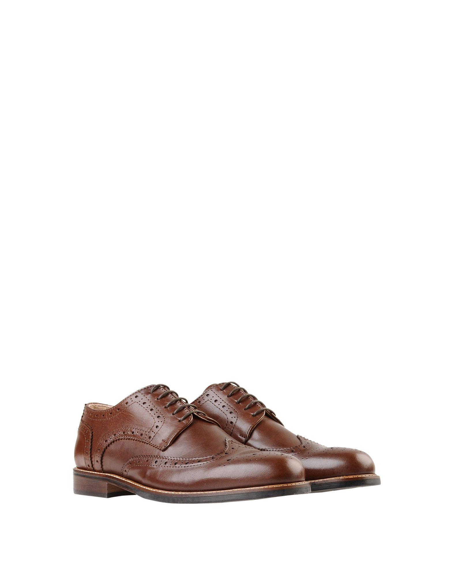Rabatt echte Schuhe Leonardo Principi Schnürschuhe Schnürschuhe Principi Herren  11541799UF 72a0d0