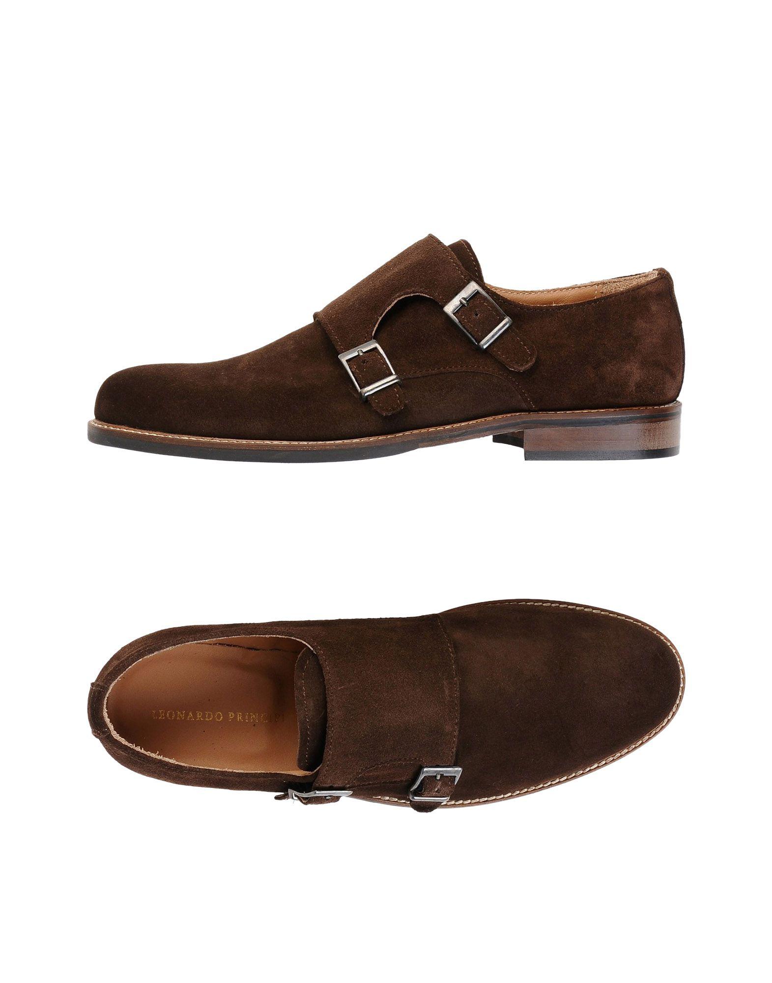 Leonardo Principi Mokassins Herren  11541832RJ Neue Schuhe