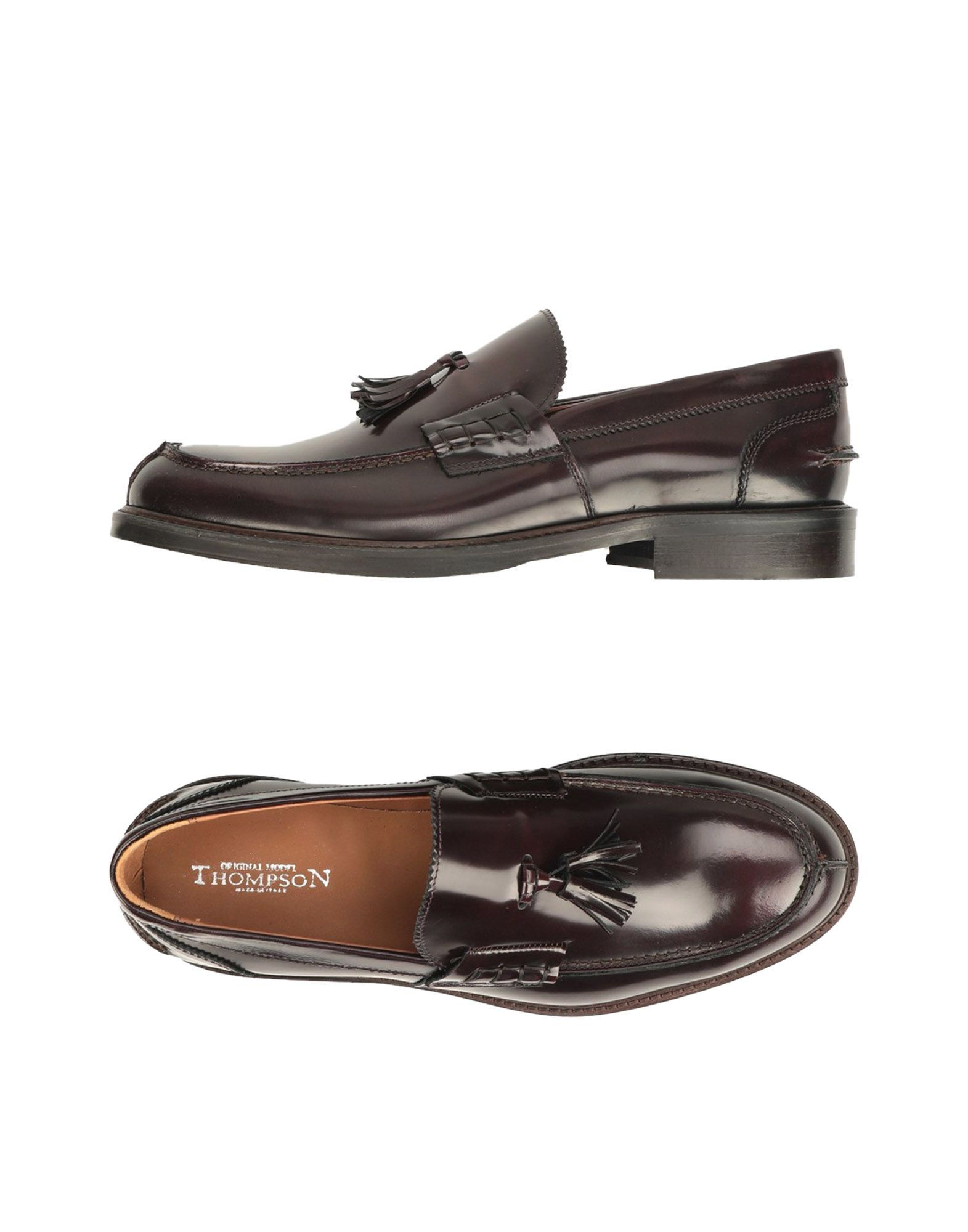 Thompson Loafers - Men  Thompson Loafers online on  Men Australia - 11541906NQ 3e0ba0
