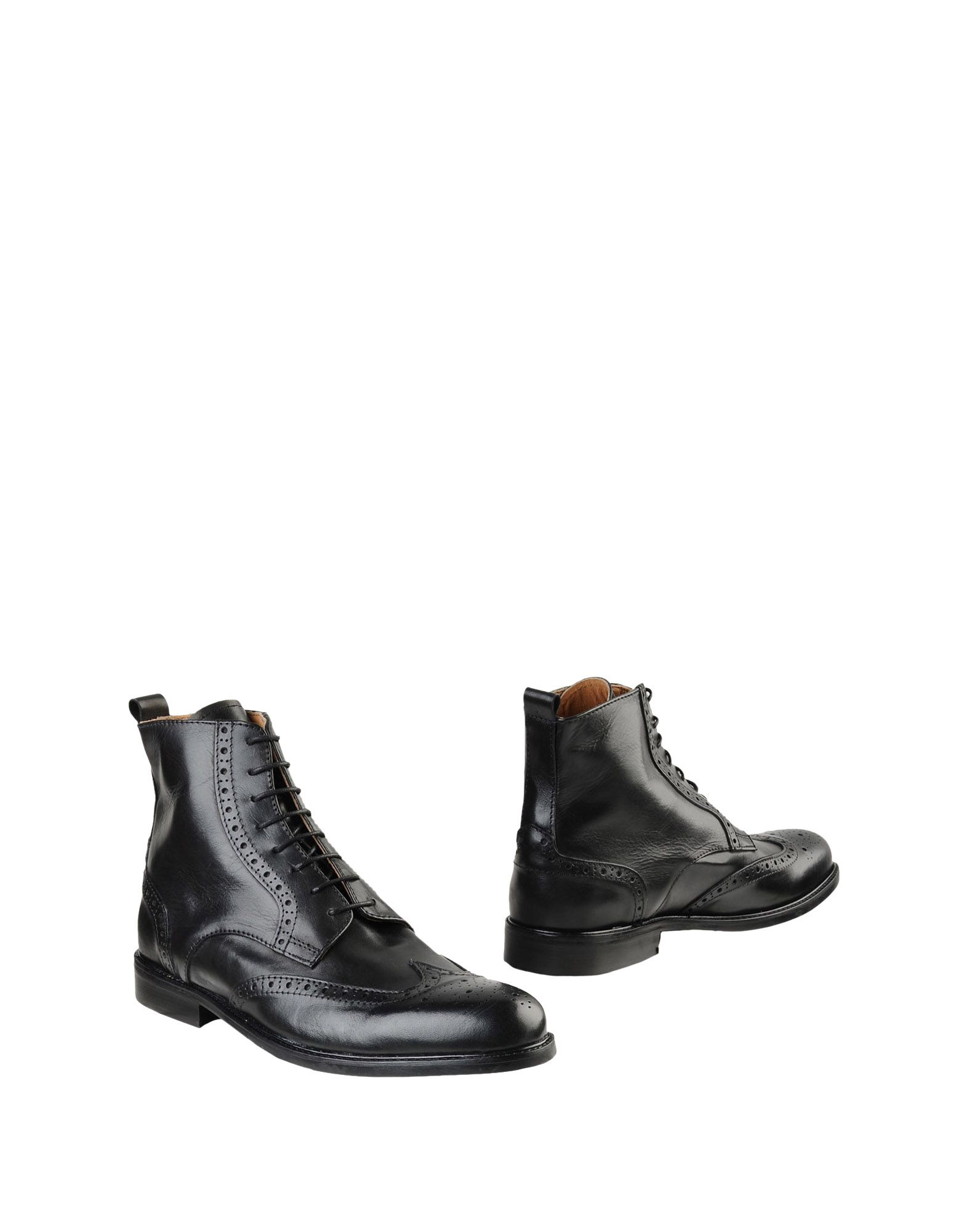 Leonardo Principi Stiefelette Herren  11541916MW Neue Schuhe