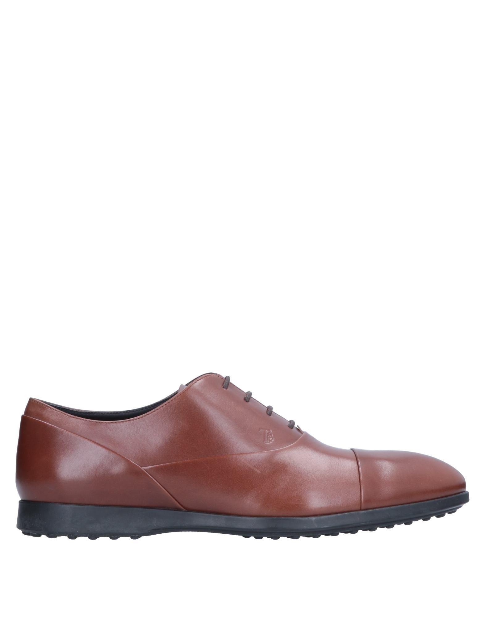 Cómodo y bien parecido  Zapato Zapato Zapato De Cordones Tod's Hombre - Zapatos De Cordones Tod's 2debc4