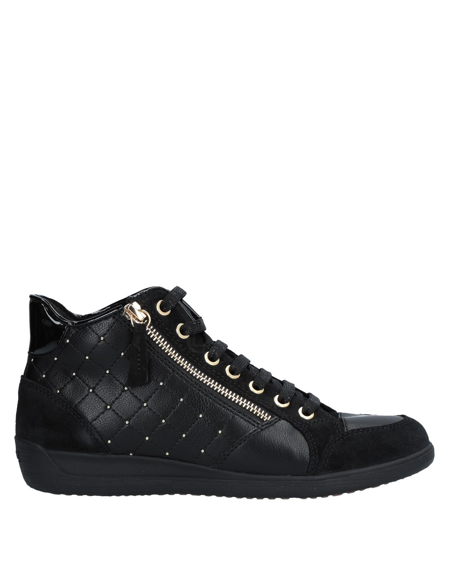 Nuevos zapatos para hombres y Geox mujeres, descuento por tiempo limitado Zapatillas Geox y Mujer - Zapatillas Geox  Negro 23ddc5
