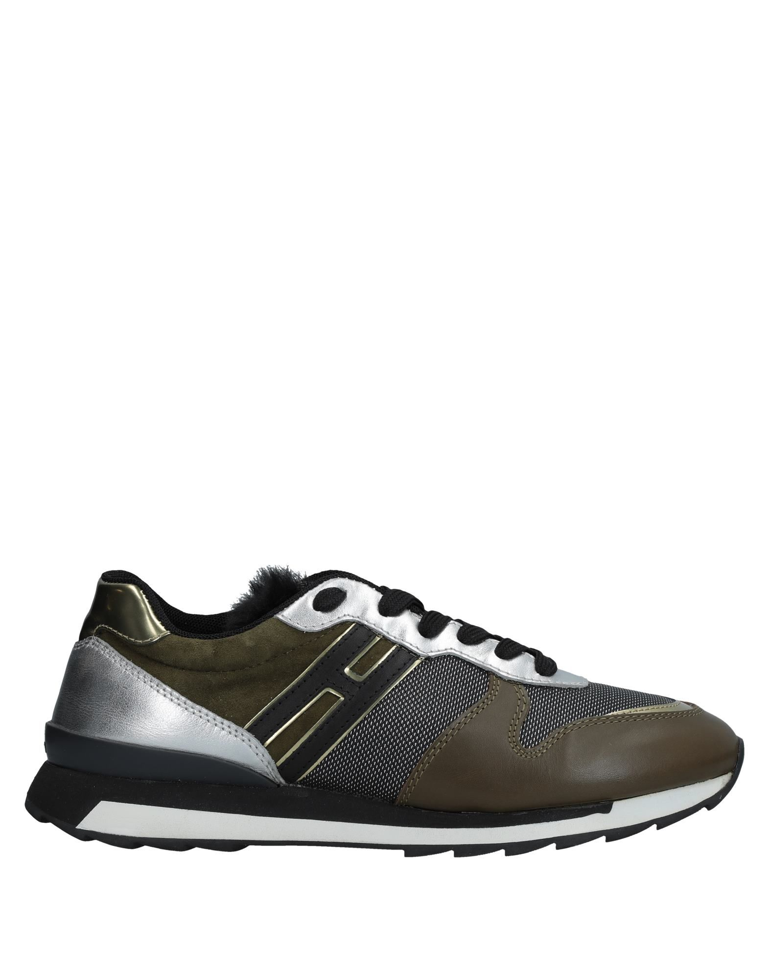 Rabatt Schuhe Hogan Rebel Sneakers Damen  11541943UG