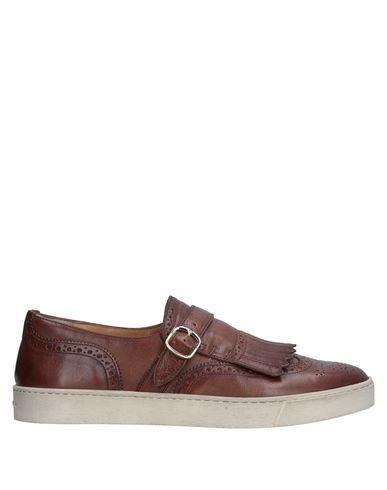 Zapatos con descuento Mocasín Santoni Hombre - Mocasines Santoni - 11541976EP Marrón